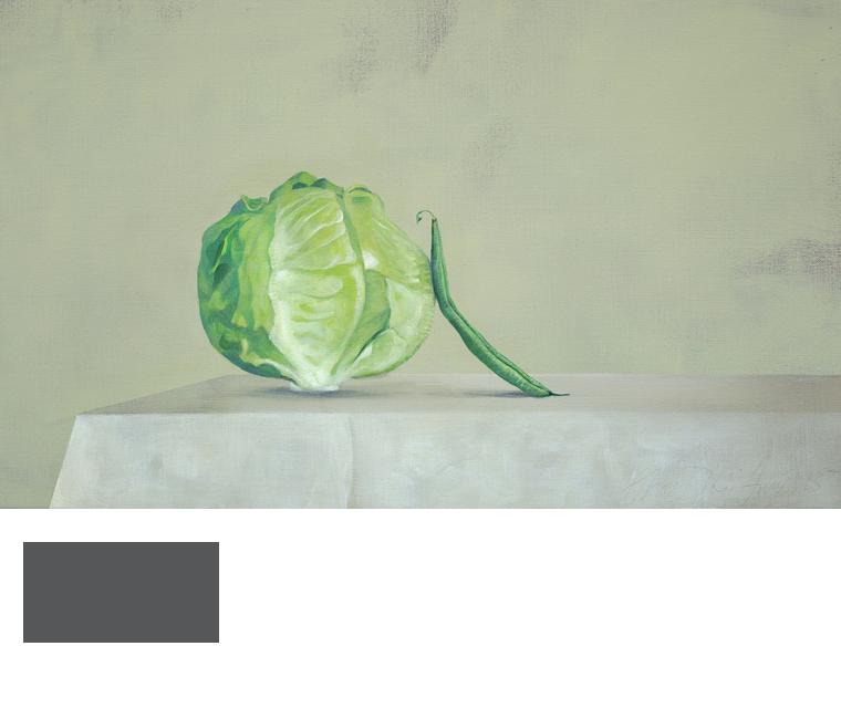Ahmad Zakii Anwar_Lettuce + String Bean