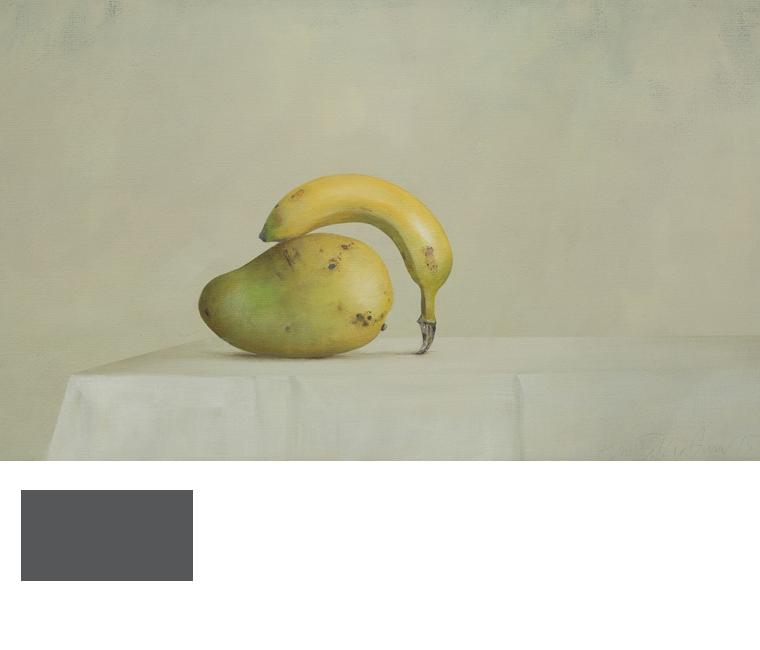 Ahmad Zakii Anwar_Mango + Banana