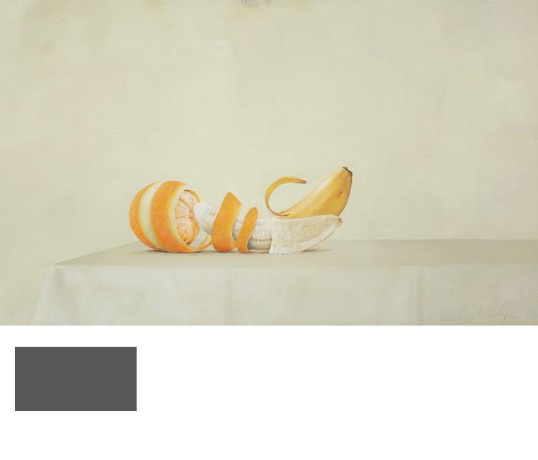 Ahmad Zakii Anwar_Orange + Banana