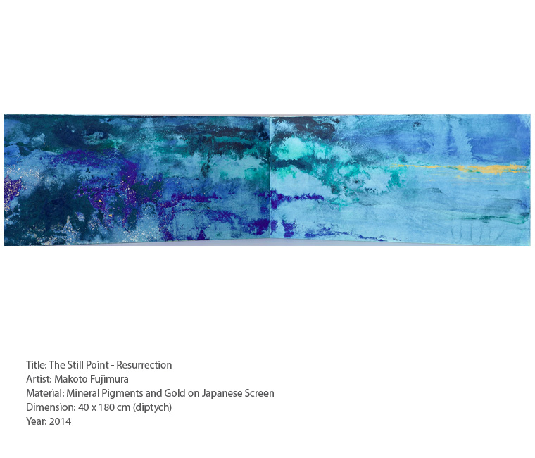 Makoto Fujimura_The Still Point - Resurrection