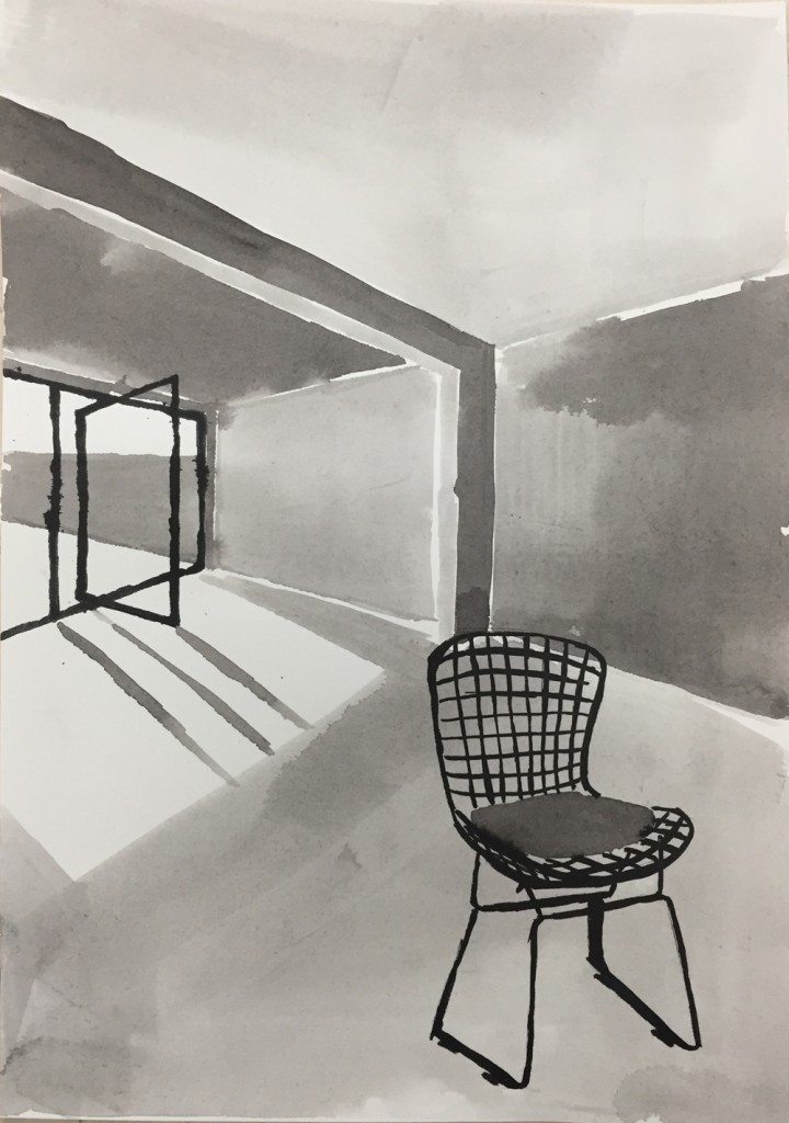 SB015_Ink Rooms 6_Sara Berman_Ink on paper_30.5 x 39 cm_2017_low